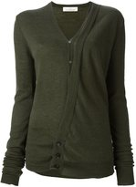 A.F.Vandevorst 'Television' cardigan - women - Virgin Wool - 36