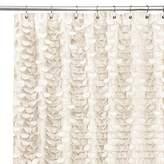 Gigi Ivory 54-Inch x 78-Inch Shower Curtain