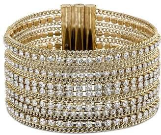 Swarovski Fit Wide Bracelet