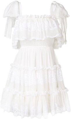 Dolce & Gabbana Ruffle Dress