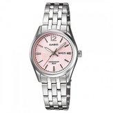 Casio Women's Core LTP1335D-5AV Stainless-Steel Quartz Watch