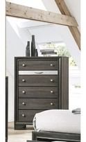 Mooneyhan 6 Drawer Chest Union Rustic Color: Gray