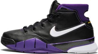 Nike Kobe 1 Proto 'Black/Purple' Shoes - Size 6.5