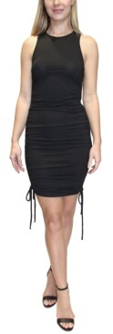 Thumbnail for your product : Almost Famous Juniors' Racerback Bodycon Dress