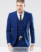 ONLY & SONS Skinny Suit Jacket with Stretch