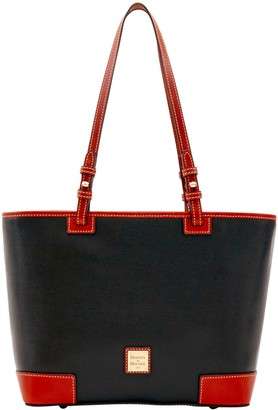 Dooney & Bourke Saffiano Small Leisure Shopper