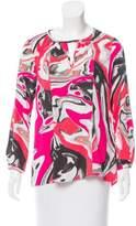 Yoana Baraschi Printed Long Sleeve Top