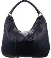 Bottega Veneta Cervo Large Loop Hobo