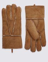 Marks and Spencer Pure Sheepskin Gloves