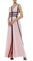 Nicole Miller Gladiator Silk Gown