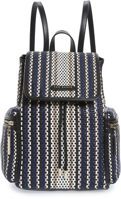 Ted Baker Alizza Woven Drawstring Backpack