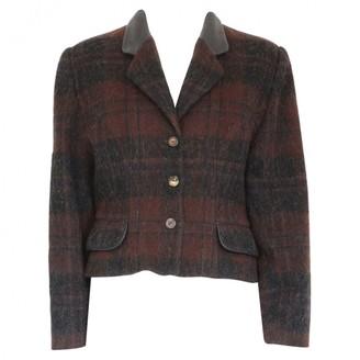 Barbara Bui Multicolour Wool Coat for Women
