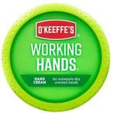 O O'Keeffe's Working Hands Hand Cream - 2.7 oz