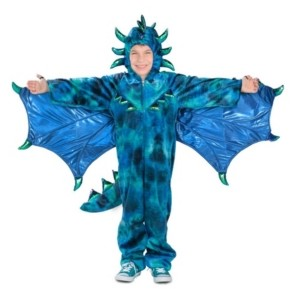 BuySeasons Big Boys and Girls Sully the Dragon Costume
