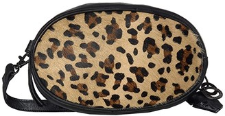 Amsterdam Heritage Doerga (Leopard) Cross Body Handbags
