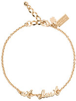 Kate Spade Say yes at last bracelet