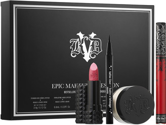KVD Vegan Beauty Epic Makeup Obsession - Bestsellers Set