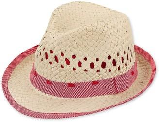 Sterntaler Baby Girls' Paper hat