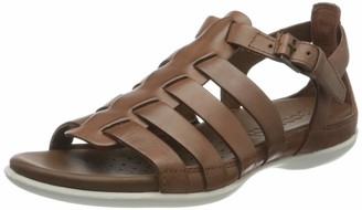 Ecco FLASH Ankle Strap Sandals Womens