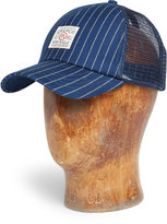 Ralph Lauren Indigo-dyed Cotton Trucker Hat
