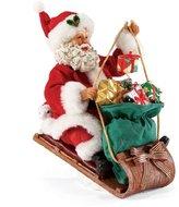 Department 56 Possible Dreams Santas Winter Thrill Ride Santa Figurine