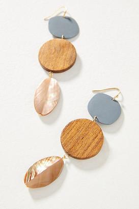 Sophie Monet Podette Drop Earrings By in Assorted