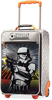 """Star Wars Stormtrooper 18"""" Rolling Suitcase by American Tourister"""