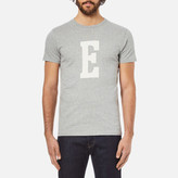 Edwin Men's Logo Type 3 TShirt - Grey Marl