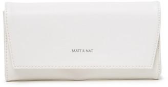 Matt & Nat Vera Vegan Leather Foldover Wallet