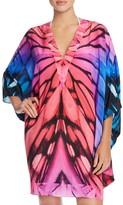 Gottex Monarch Silk Kimono Cover-Up