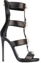 Philipp Plein Gabrielle Low Model - women - Leather/rubber - 36