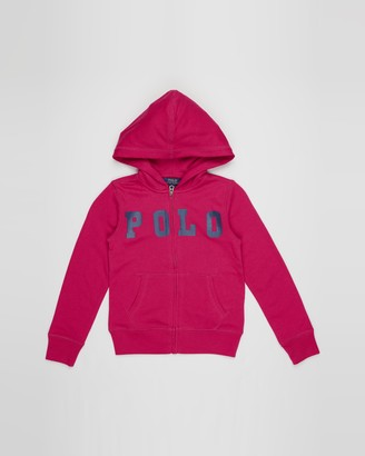 Polo Ralph Lauren Logo French Terry Hoodie - Teens