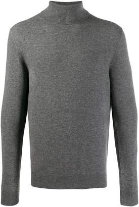 Cruciani turtleneck knitted jumper
