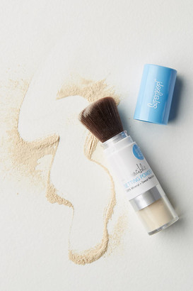 Supergoop! SPF 45 Translucent Invincible Setting Powder By in White Size ALL