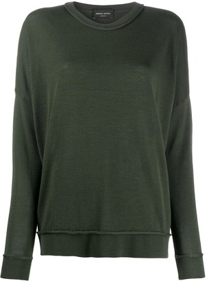 Roberto Collina Jersey Knit Top