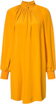 Tibi Edwardian Short Dress - women - Silk - 4