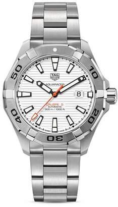 Tag Heuer Aquaracer Watch, 43mm