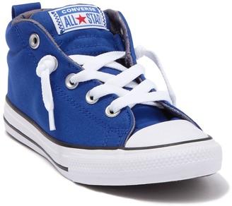 Converse Chuck Taylor(R) All-Star Street Mid Sneaker (Little Kid & Big Kid)