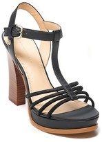 Tommy Hilfiger Final Sale-Platform Strappy Sandal