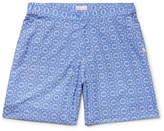 Derek Rose Tropez 1 Mid-Length Printed Swim Shorts