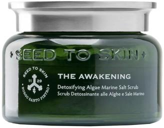 SEED TO SKIN 300ml The Awakening Salt Scrub