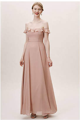 BHLDN Macau Wedding Guest Dress