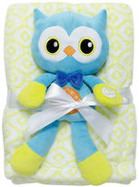 Cutie Pie Baby 2-pc. Blanket and Owl Doll Set