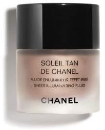Chanel CHANEL SOLEIL TAN DE CHANEL Sheer Illuminating Fluid