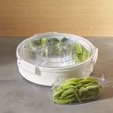 Crate & Barrel 5-Part Divided Food Container