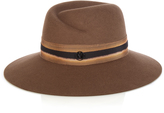 Maison Michel Virginie wool-felt hat