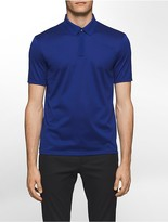 Calvin Klein Platinum Slim Fit Pima Cotton Fine Jersey Polo