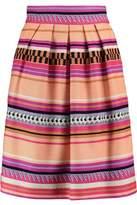 Temperley London Charm Jacquard Skirt