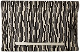 Jessica McClintock Ryder Sequin Envelope Clutch