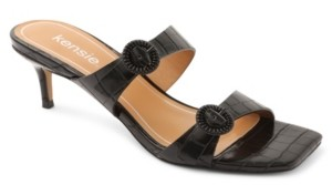 Kensie Women's Gala Slide Sandal Women's Shoes